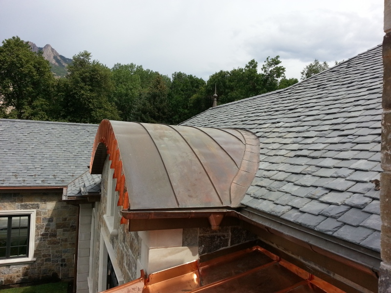 Barrel Roof Gallery Fine Metal Roof Tech