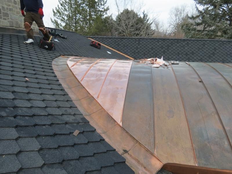 Solar Panel Roof Tiles >> Barrel roof gallery | Fine Metal Roof Tech