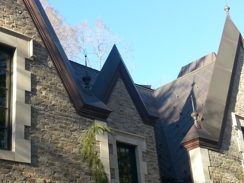 copper shingle roofing (4)