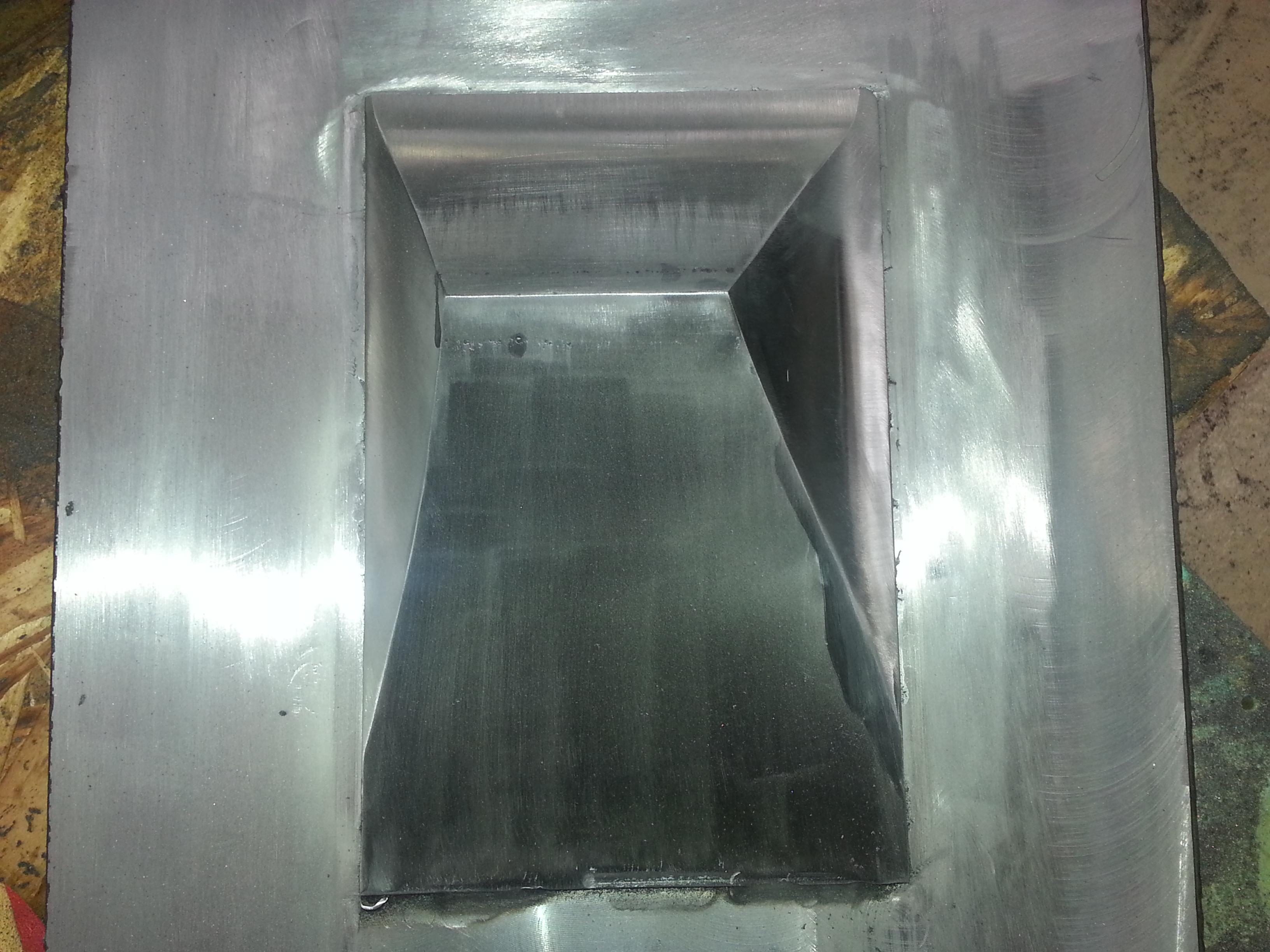 Custom Metal Shingle And Panel Fabrication Fine Metal