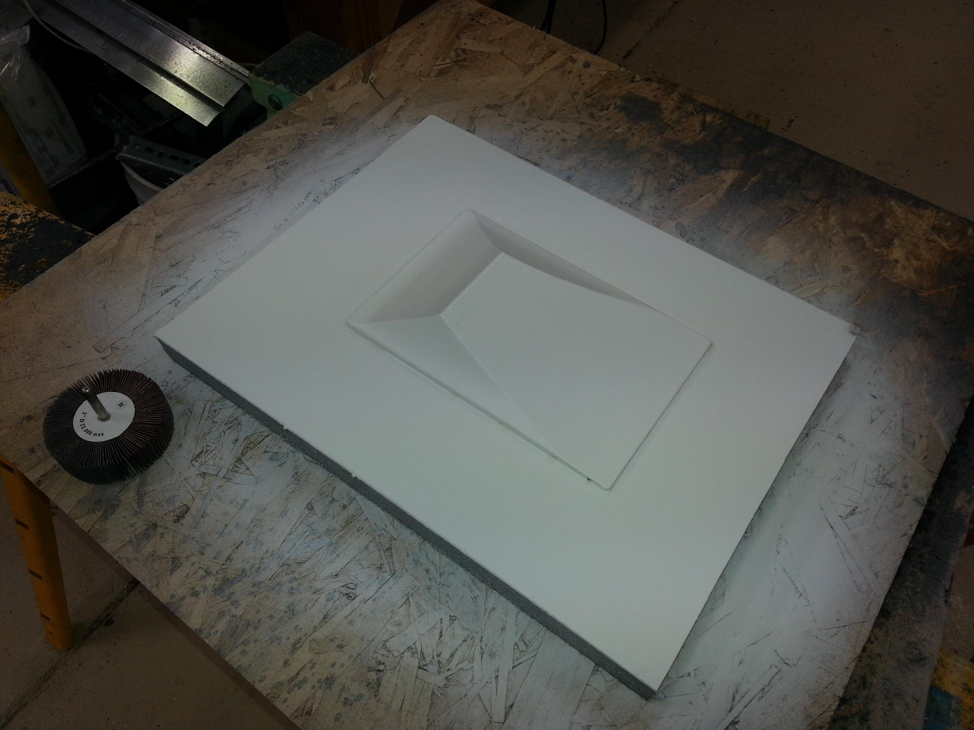 Press mold making