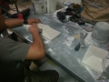 Press mold making