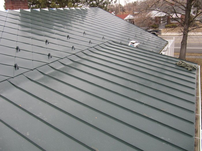 Metal Roof Installation Fine Metal Roof Tech