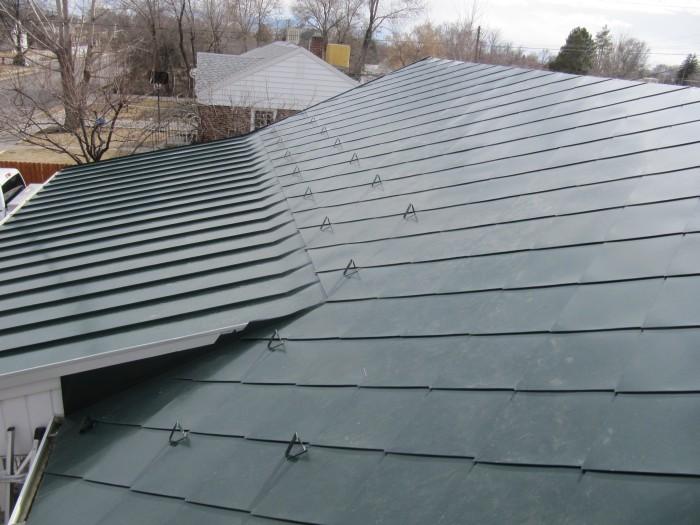 Metal Roof Installation Fine Metal Roof Tech