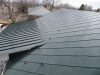 Change in roof pitch