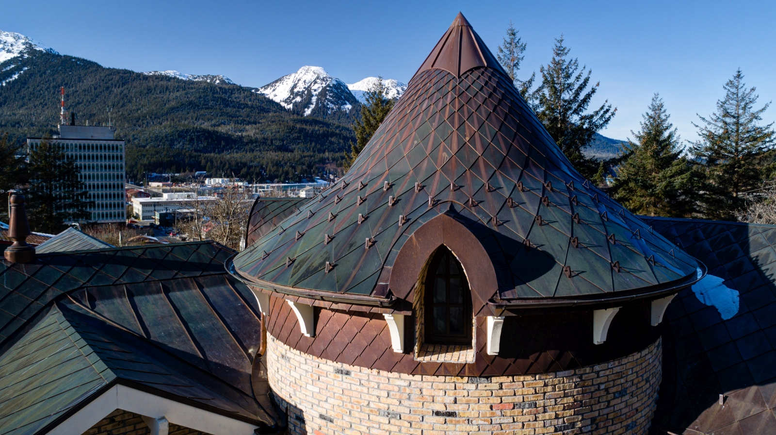 Gallery Of Beautiful Metal Shingle Roofs Fine Metal Roof