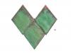 green-patina-copper-shingles