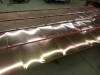 copper quadro panels