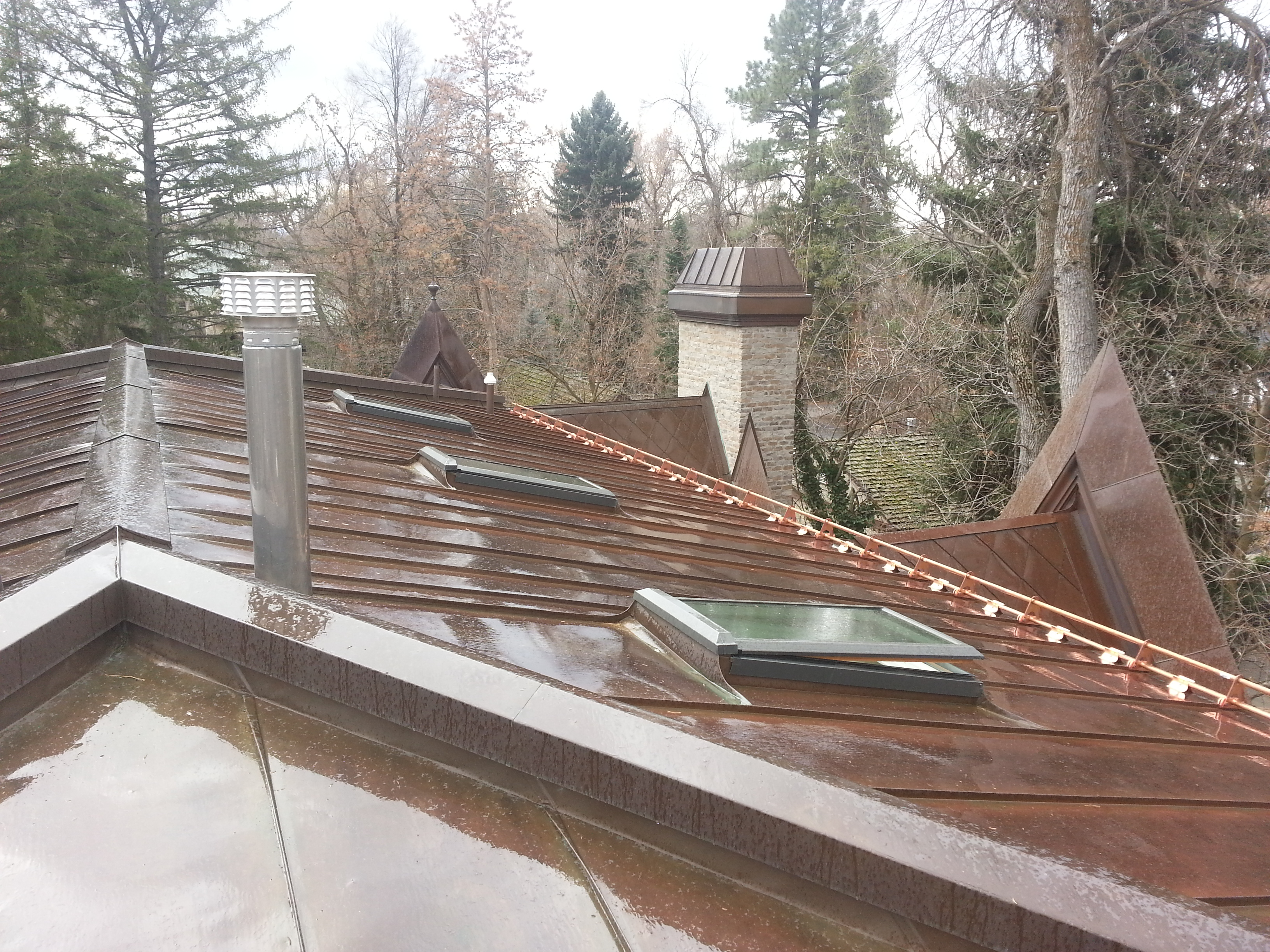 the best copper snow guards