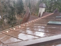 German engineered copper snow guards
