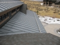 aluminum snow guards with ice stopper for standing seam roof 4