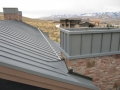 aluminum snow guards with ice stopper for standing seam roof 6