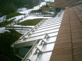 stainless steel snow guards for standing seam roof