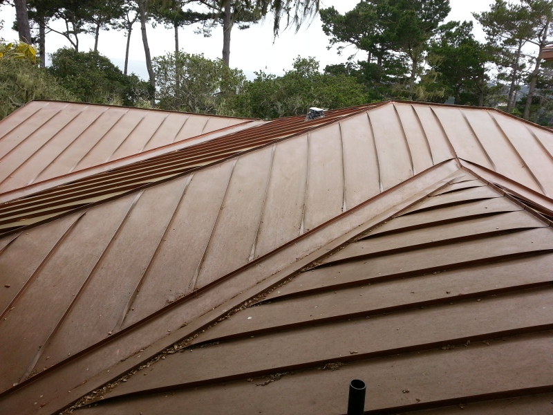 Best Standing Seam Roof Fine Metal Roof Tech