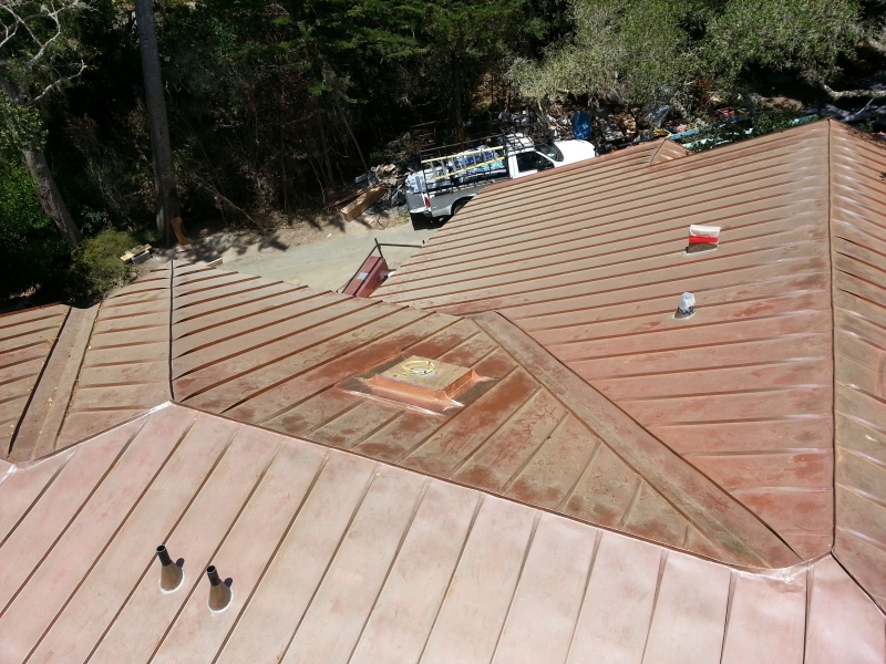 Best Standing Seam Roof Fine Metal Roof Tech