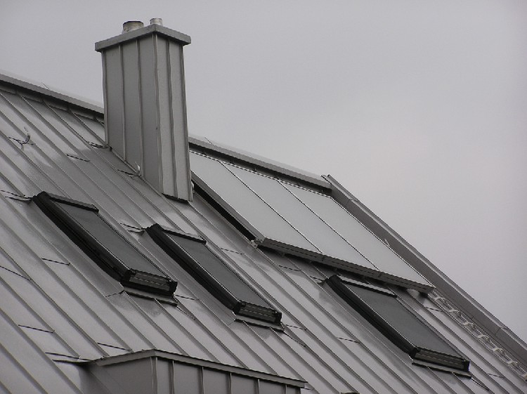 Standing Seam Roofing Panels And Accessories Fine Metal