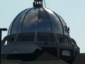 dome with terne shingles