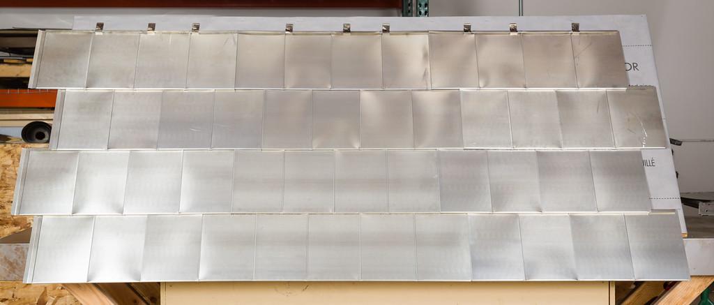 Quadro terne stainless steel