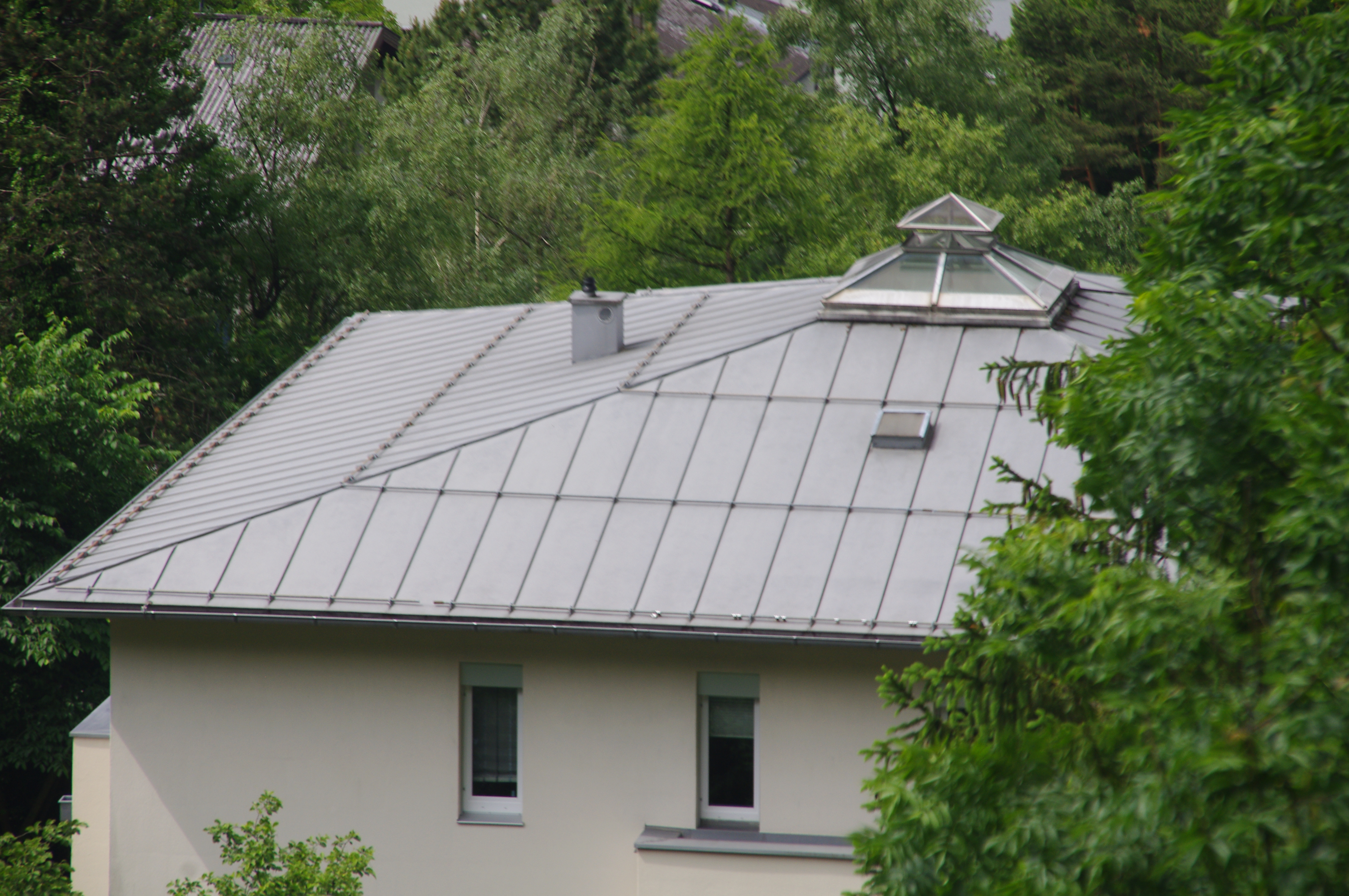 Terne Metal Fine Metal Roof Tech