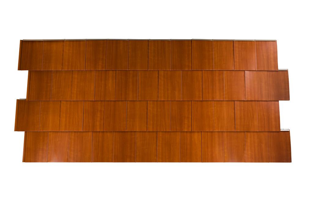 Quadro panel woodgrain paint Saddle
