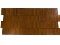 Quadro panel woodgrain paint Espresso