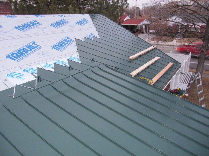 Drip Edge Starter Shingle Fine Metal Roof Tech