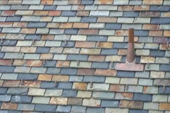 Hvac Flashings For Metal Shingle Tile Asphalt Shake And