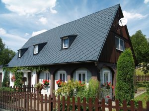 All Our Metal Roofing And Cladding Systems Are Cost Effective, But Our Steel  Interlocking Shingles Are A Solution Virtually Everyone Can Afford.
