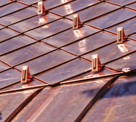 The best snow guards fine metal roof tech for Standing seam copper
