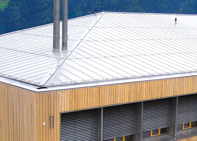Terne Metal Fine Metal Roof Tech