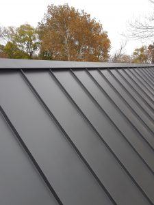 Metal Ridge Cap For All Roofs Fine Metal Roof Tech