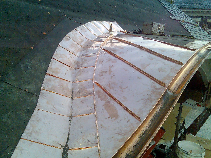 How To Install A Round Valley Fine Metal Roof Tech