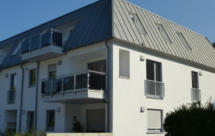 Architectural Zinc In Sheet And Coil Fine Metal Roof Tech